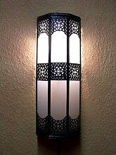 Arabische Flurlampe Rihana weiss