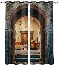 Arabische Muslim Religion Fenster Vorhänge für
