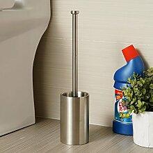 Arbeiten Sie Edelstahl-Toilettenb¨¹rstenhalter Bodenstehender Bad-Accessoires