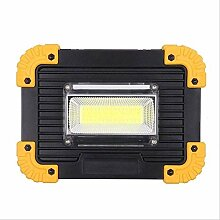 Arbeitsleuchte LED Akku Led Tragbarer Scheinwerfer