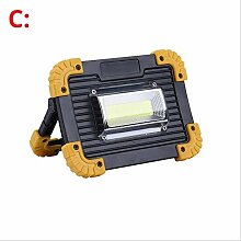 Arbeitsleuchte LED Akku Leistungsstarke Lampe Led