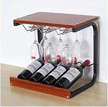 Arbeitsplatte Display Wein Halter WeinstäNder