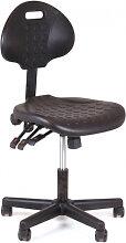 Arbeitsstuhl Chairsupply Work schwarz