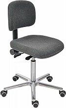 Arbeitsstuhl Modell 8430 - mit Rollen, Sitz