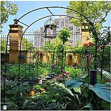 Arbours Metall Gartenlaube Bogen Stahlrahmen