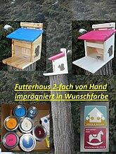 Arbrikadrex Eichhörnchenfutterhaus-