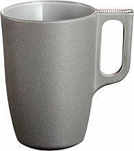 Arc 5772121 Set 6 Becher Glas Mug Loft Stony GRIG