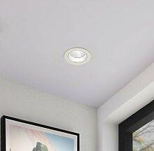 Arcchio Delano LED-Einbaustrahler, Ø 11,3 cm