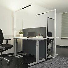 Arcchio - Weiße LED-Stehleuchte Jolinda mit