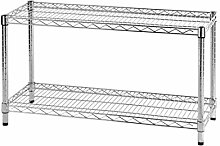 Archimede Modular System Zwei Schicht Regal,
