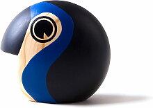 ArchitectMade - Discus Papagei, klein, blau