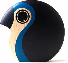 ArchitectMade - Discus Papagei medium, blau