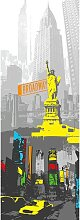 Architects Paper Fototapete New York, Vlies, glatt