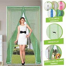 Arcol Insektenschutzvorhang mit Magnetverschluss,