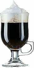 Arcoroc ARC 37684 Irish Coffee Kaffeeglas mit