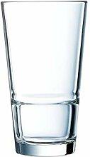 Arcoroc ARC H5642 Stack Up Longdrinkglas, 400ml,