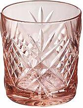 Arcoroc Set aus 6 Gläsern, robust, niedrige Form,