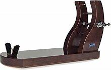 Arcos 683200 Schinkenhalter, Holz, Braun, 50x19x28