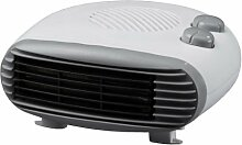 Ardes 450 Grau, Weiß 2000W Ventilator Elektrische Raumheizung - Elektrische Raumheizungen (Ventilator, Flur, Grau, Weiß, 2000 W, 1000 W, 60 m³)