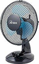 Ardes ar5ea23–Ventilator (schwarz)