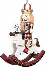 Ardorman Weihnachten Nussknacker Puppe,