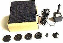 ARDUTE Fashion Square Form Solar Panel Wasserpumpe