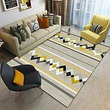 Area Rug Teppiche Modern Design Rectangle Carpet