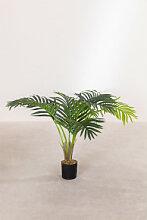 Areca Palme Künstliche Zierpflanze ↑80 cm Sklum