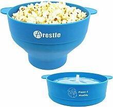 Arestle Popcorn-Popcorn-Maker für Mikrowelle, aus