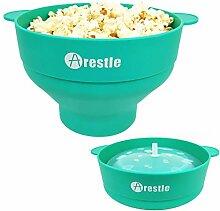 Arestle Popcorn-Popcorn-Maker für Mikrowelle,