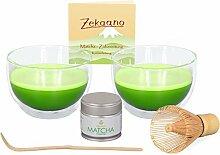 Aricola® Matcha-Set 5-teilig, bestehend aus 2