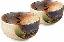 Aricola® Original Japanisches Matcha Schalen Set