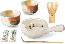 Aricola tea4chill – NEU! Matcha-Set für Zwei.