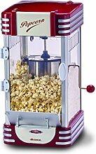 Ariete 2953 Party Time Popcornmaschine, Metallic Ro