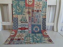Arinosa Tischläufer Maritim Nordisch Seefahrt