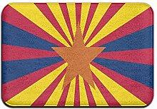 Arizona Fußmatte mit Flaggenmotiv, für