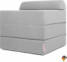 Arketicom Sleeping Cube Sitzsack Einzelbett