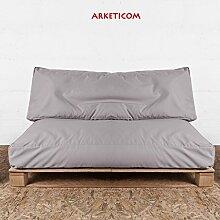 Arketicom Soft Set Outdoor Kissen (Sitzkissen +