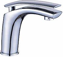 Armatur Waschtisch Mischbatterie Wasserhahn Waschbecken Einhebel Chrom Sanlingo