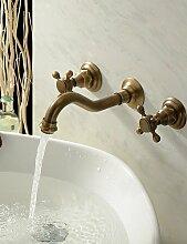 Armaturen f¨¹r Waschbecken - Traditionell Messing (Poliertes Messing)