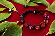 Armband Frauen handmade hochwertiger Modeschmuck Hamatit Schmuck Geschenk Ideen