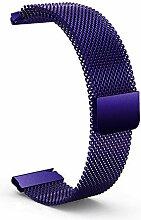 Armband kompatibel Garmin Vivosmart HR +, Milanese