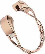 Armband Strap,Janly Geeignet für Fitbit Alta