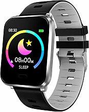 Armbanduhren Fitness Tracker Farbdisplay Uhr