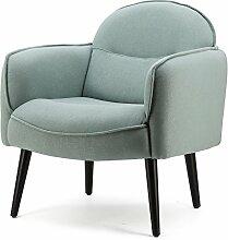 Armlehnsessel SOPHIA Bezug Byte Relaxsessel Fernsehsessel Lounge Sessel (mint)