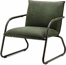 Armlehnsessel STEVE grün Sessel Relaxsessel Loungesessel Clubsessel Fernsehsessel
