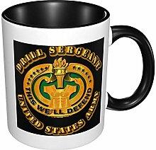 Army - Drill Sergeant Nicht verblassender,