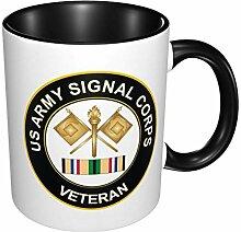 Army Signal Corps Golfkriegsveteran Nicht