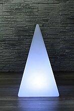 Arnusa Oasis Lights LED Leuchte Pyramide 48 cm mit