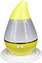 Aroma Diffuser 250ml Ultraschall Luftbefeuchter Diffuser Aromatherapie Timing-Funktion Luftbefeuchter für Zuhause Büro Yoga SPA Schlafzimmer Wohnzimmer